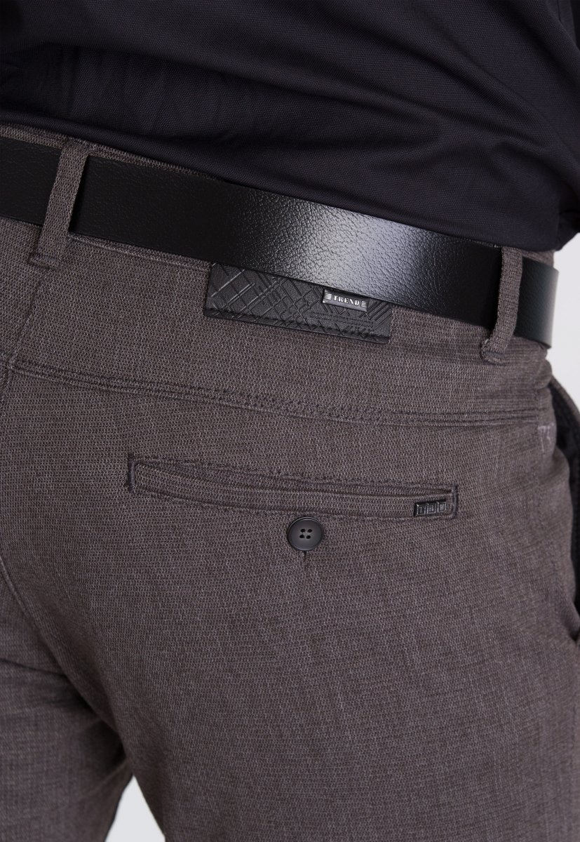 Брюки Trend Collection 12670 Серый (VIZON) - Фото 3