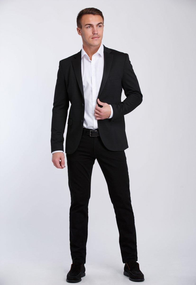Пиджак Trend Collection 2031 Черный - Фото 1