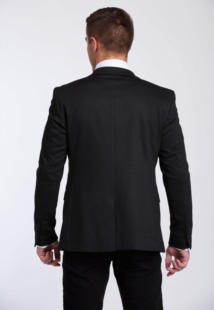 Пиджак Trend Collection 2031 Черный - Фото 2