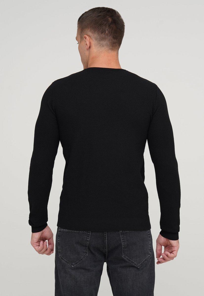 Свитер Trend Collection BAT 3118-1 Черный - Фото