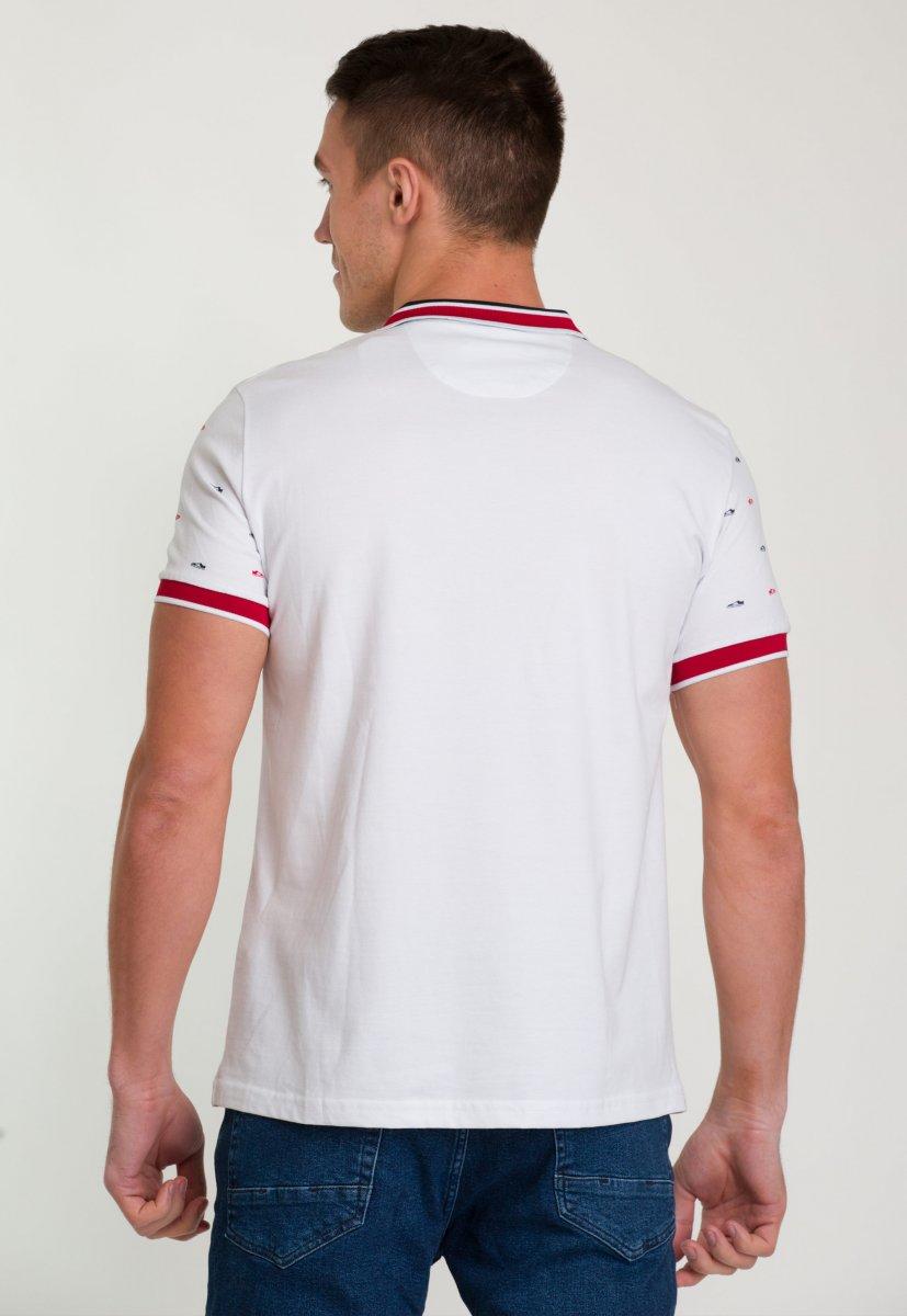 Футболка Trend Collection 005 Белый + кеды - Фото