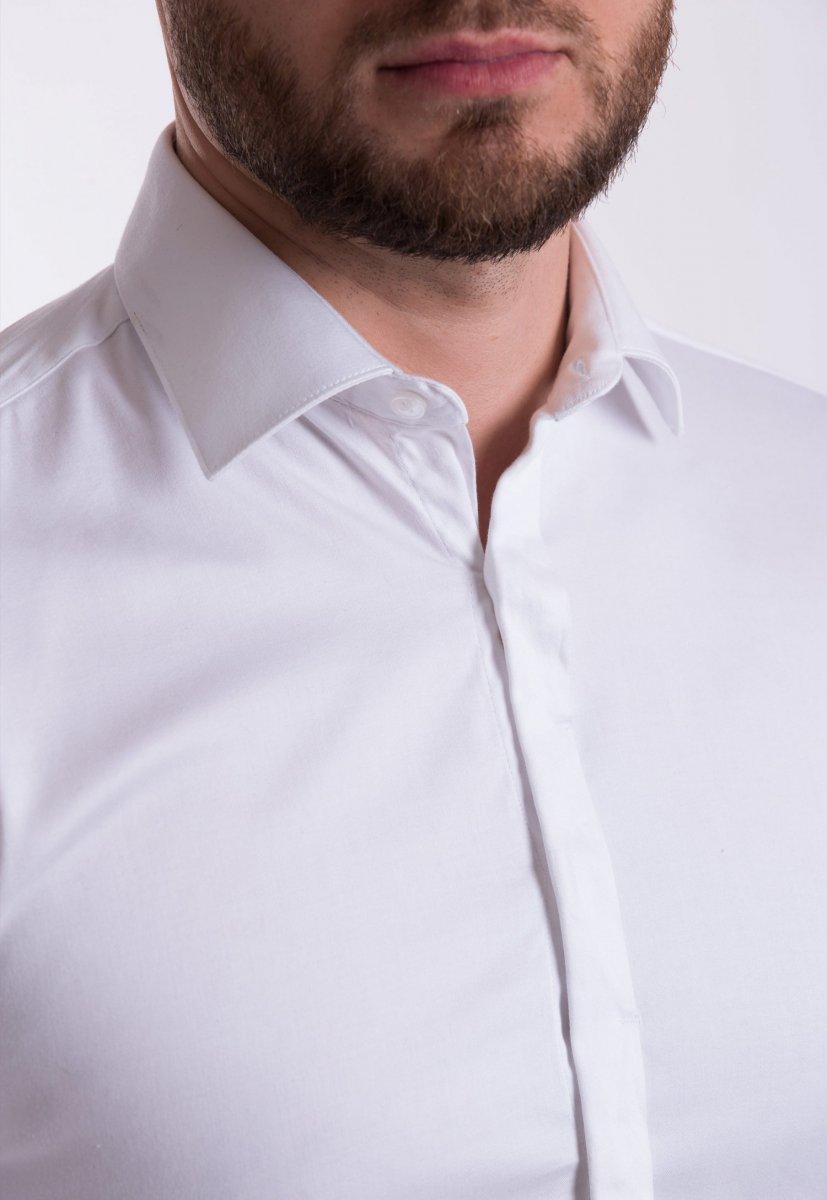 Рубашка TREND BAT 02-308 Белый - Фото