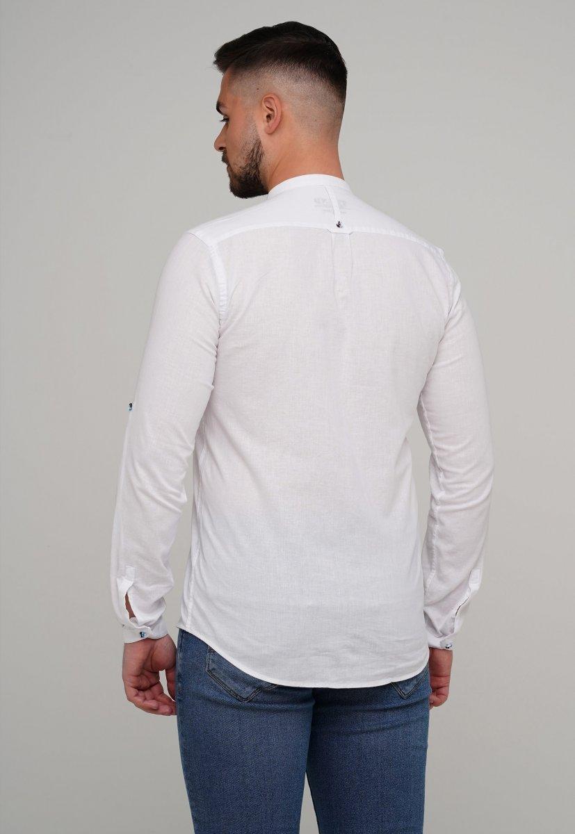 Рубашка Trend Collection 02-154 Белый - Фото