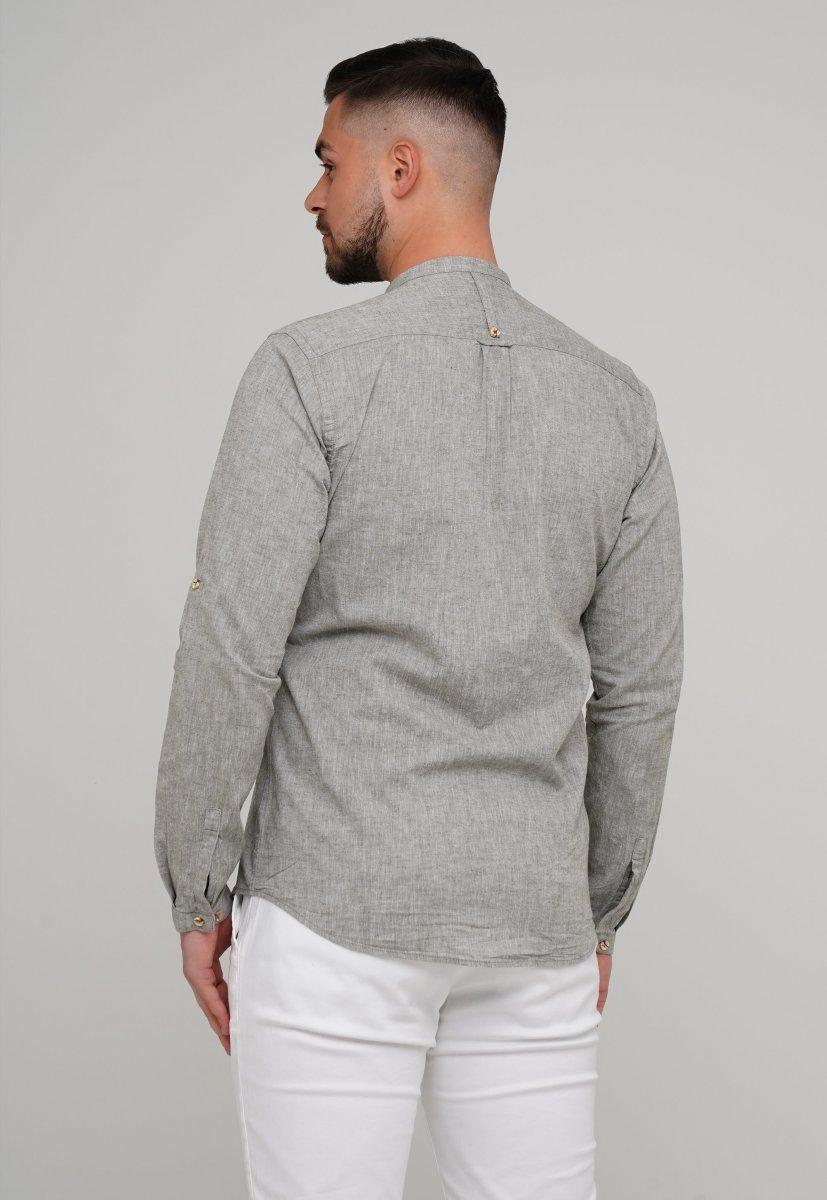 Рубашка Trend Collection 02-154 Хаки - Фото