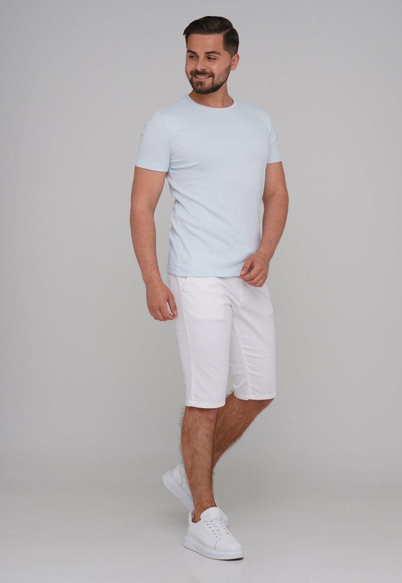 Шорты Trend Collection 12653 Белый - Фото