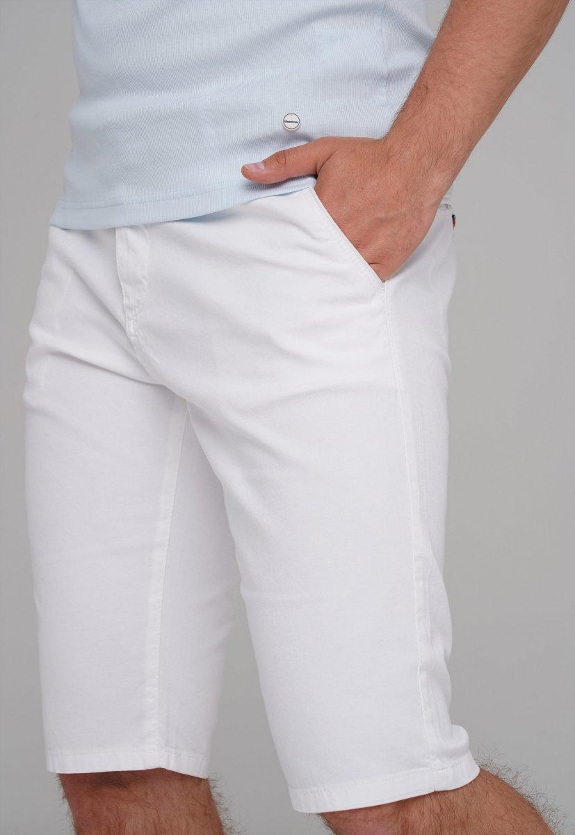 Шорты Trend Collection 12653 Белый - Фото 3