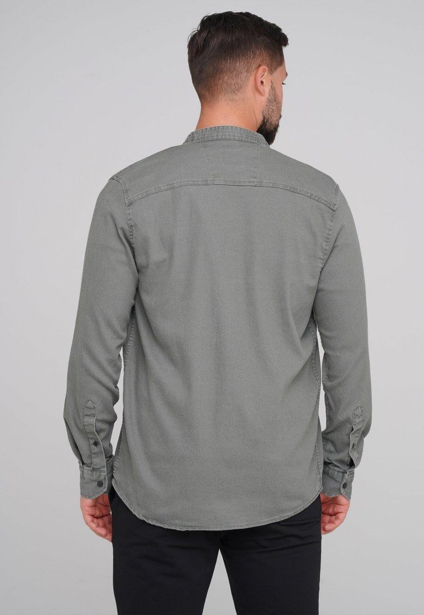 Рубашка FIGO 18127 хаки - Фото