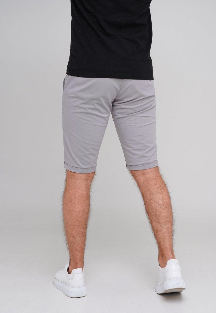 Шорты Trend Collection 21-8030 Серый - Фото 3