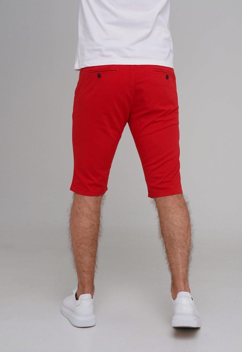 Шорты Trend Collection 12653 Красный - Фото 1