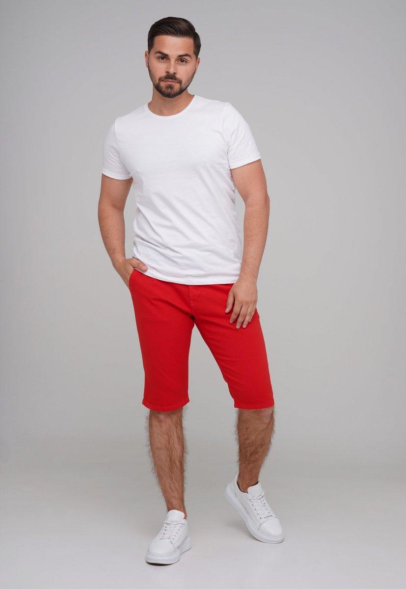 Шорты Trend Collection 12653 Красный - Фото