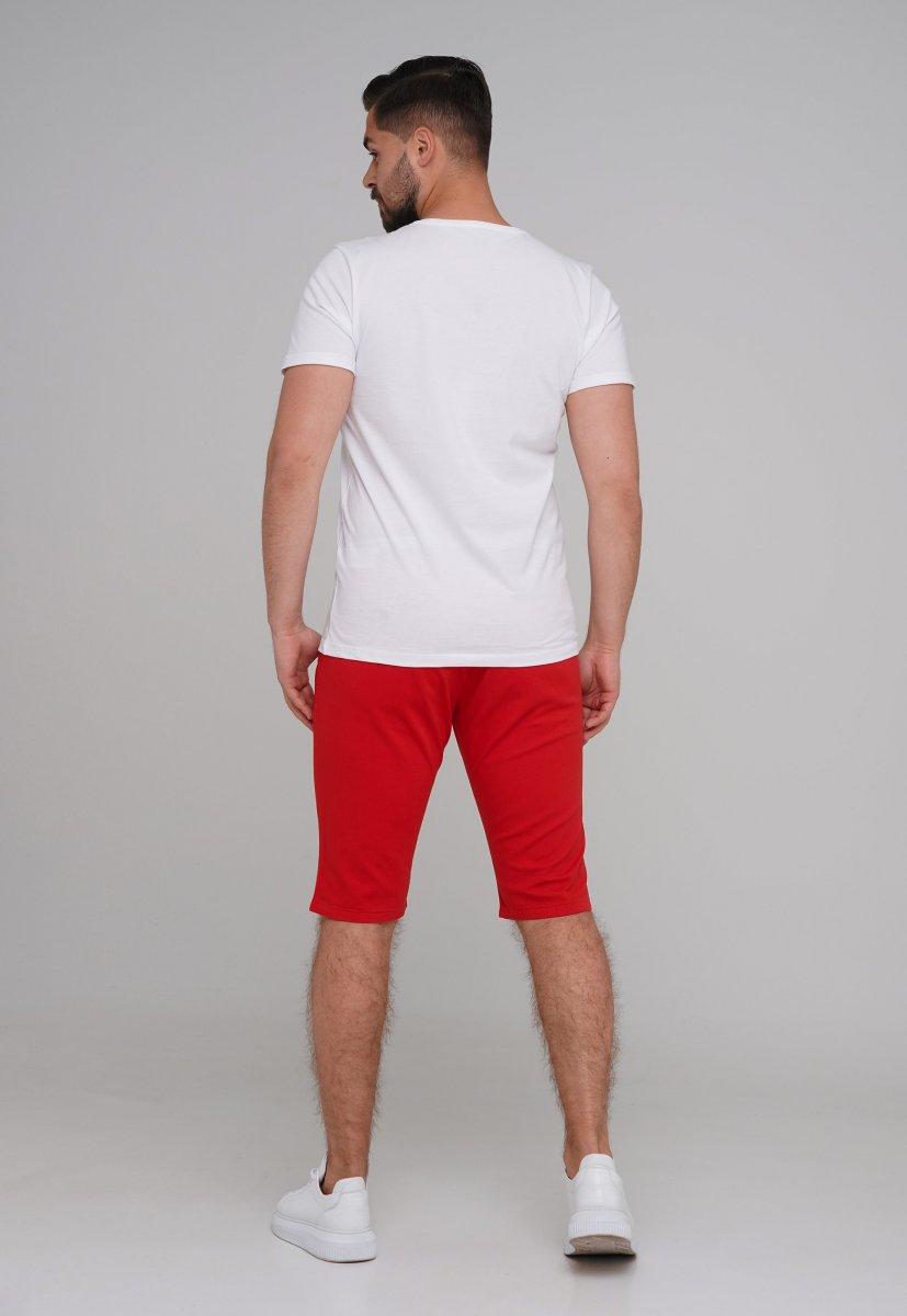 Шорты Trend Collection 12653 Красный - Фото 3