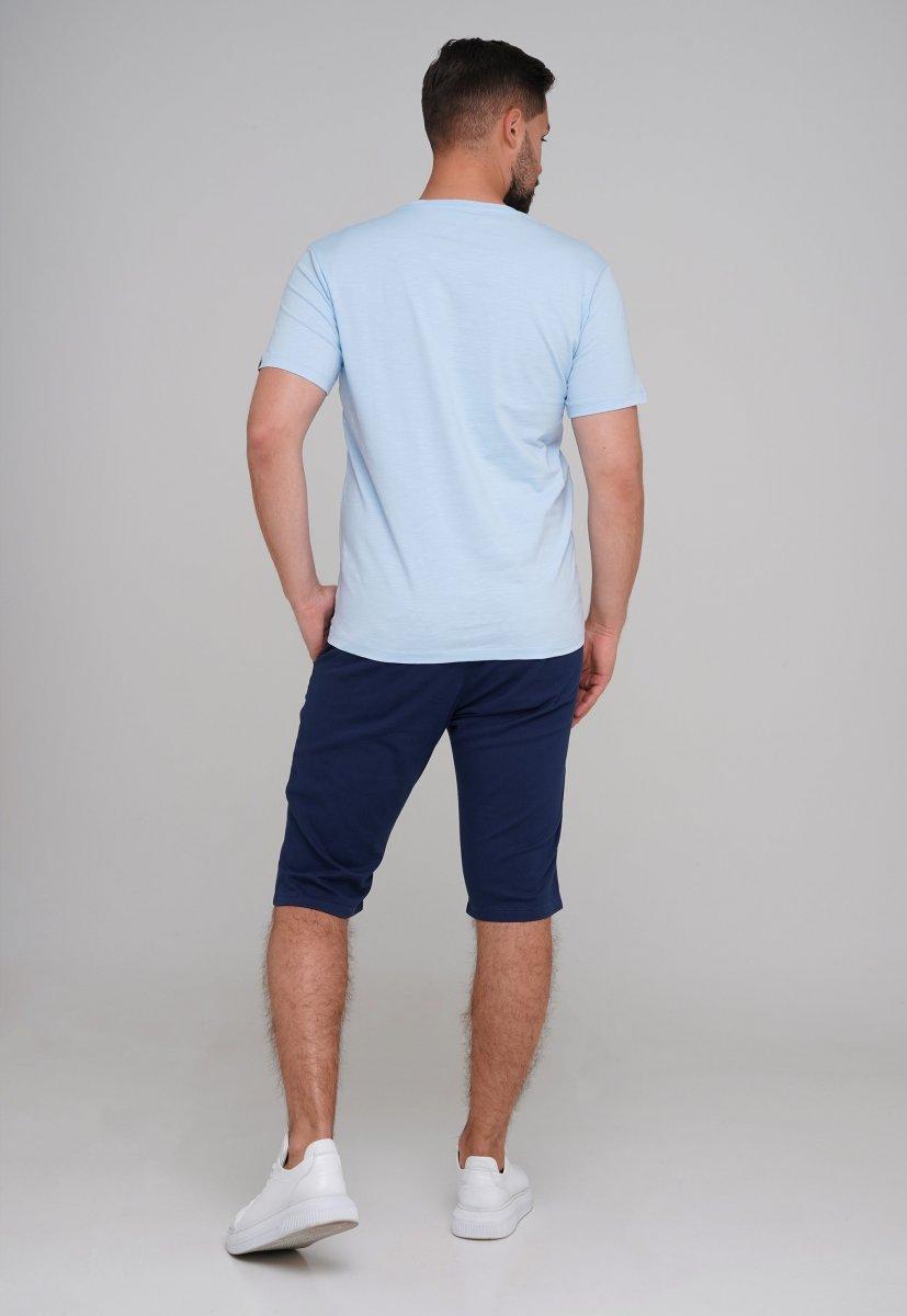 Шорты Trend Collection 12653 Синий - Фото 3