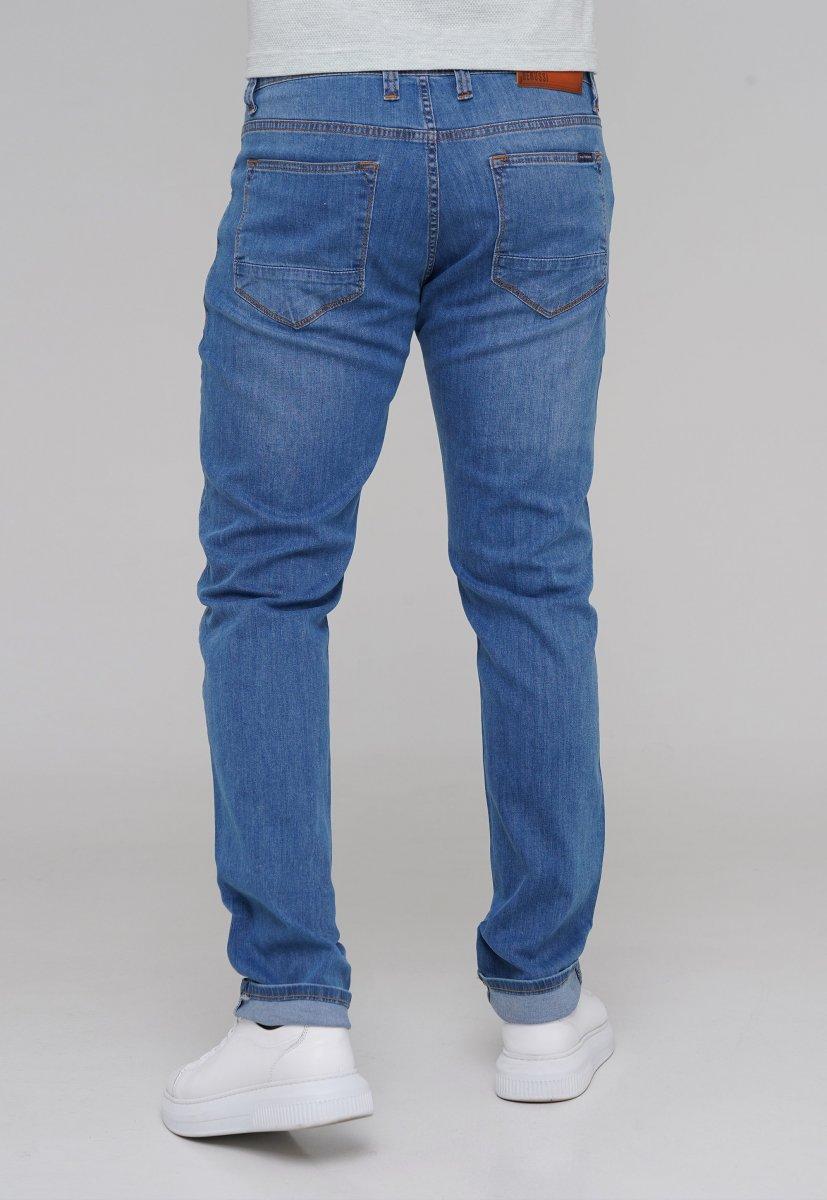 Джинсы Trend Collection 21-630 Светло-синий - Фото 1