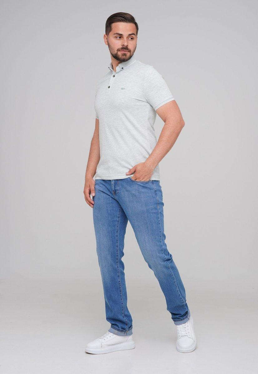Джинсы Trend Collection 21-630 Светло-синий - Фото 2