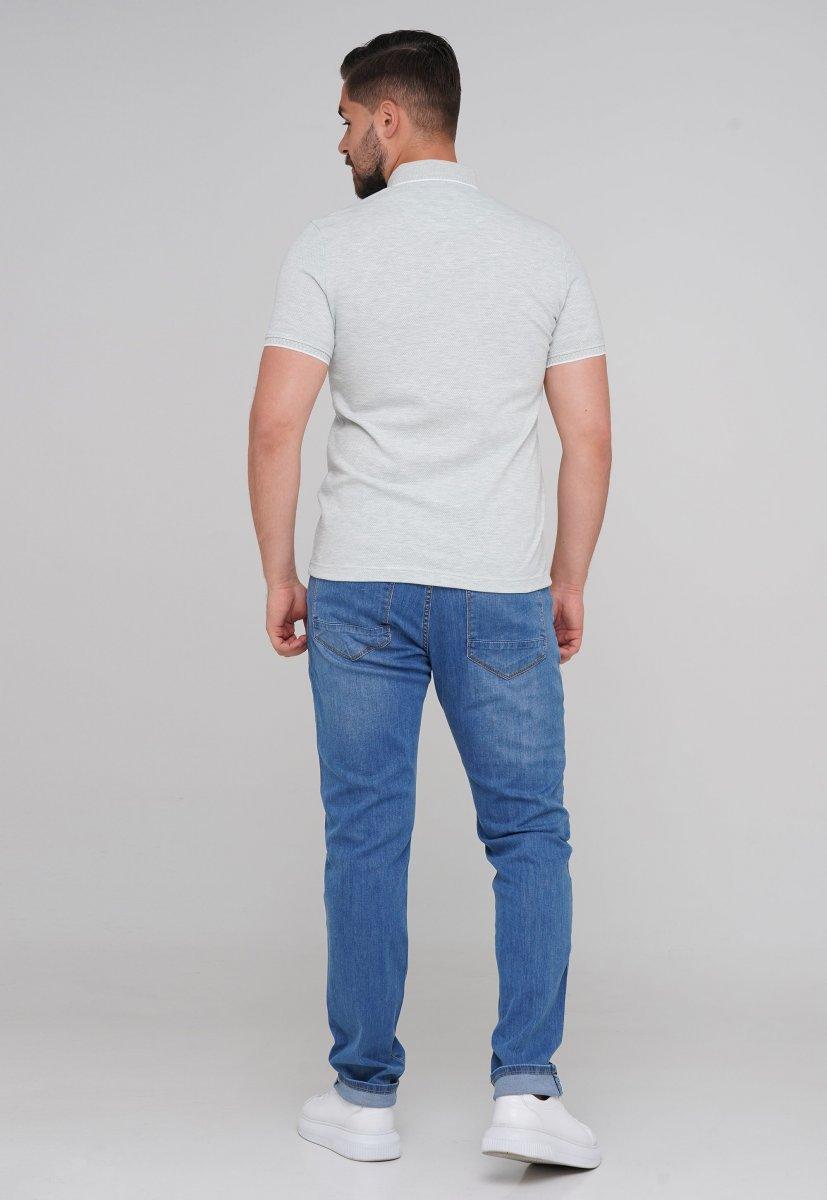 Джинсы Trend Collection 21-630 Светло-синий - Фото 3