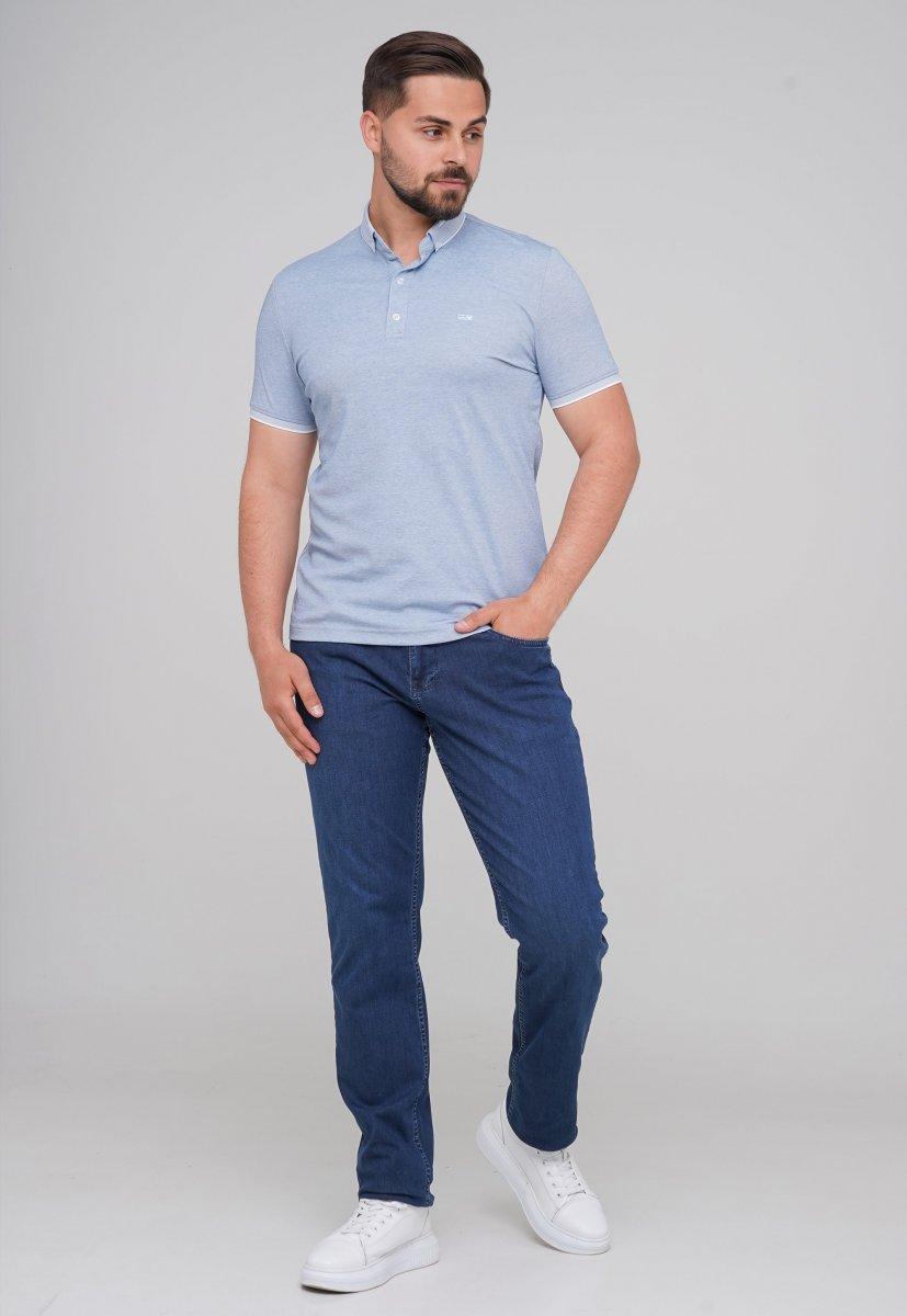 Джинсы Trend Collection 21-609 Синий - Фото 2