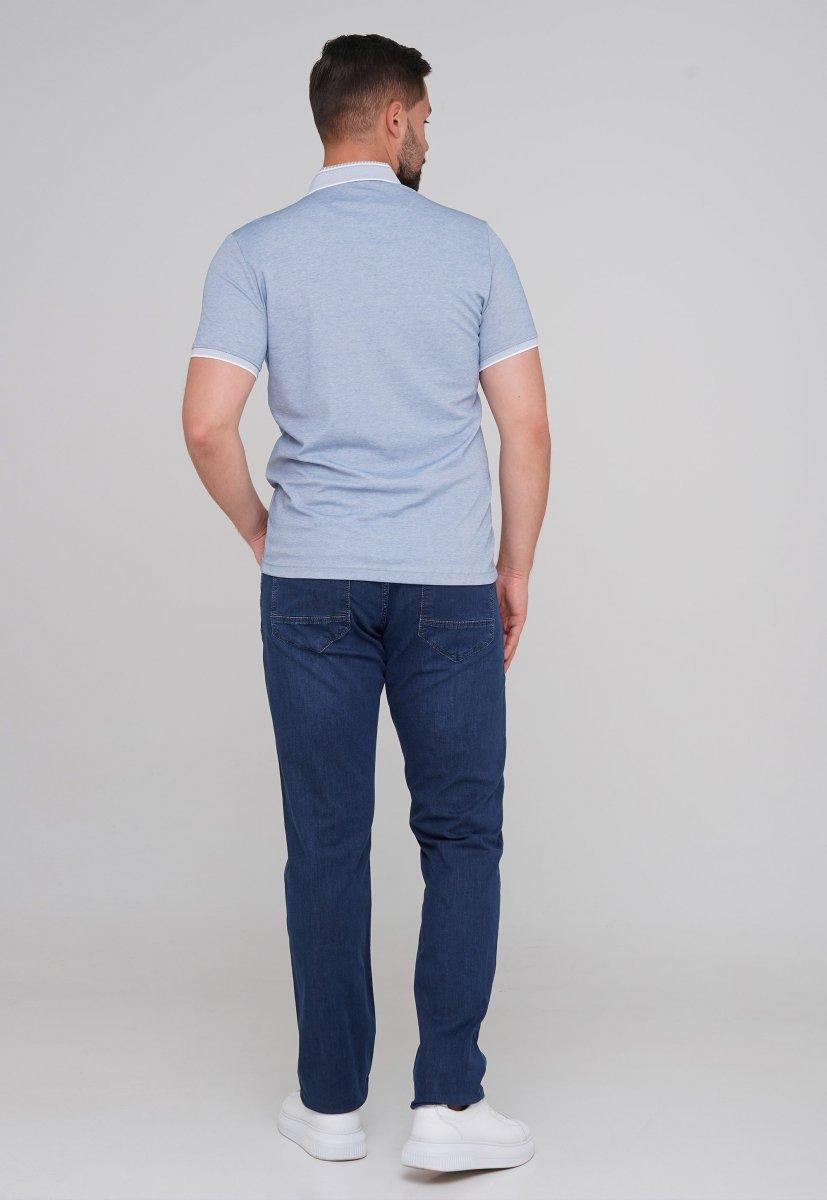 Джинсы Trend Collection 21-609 Синий - Фото 3
