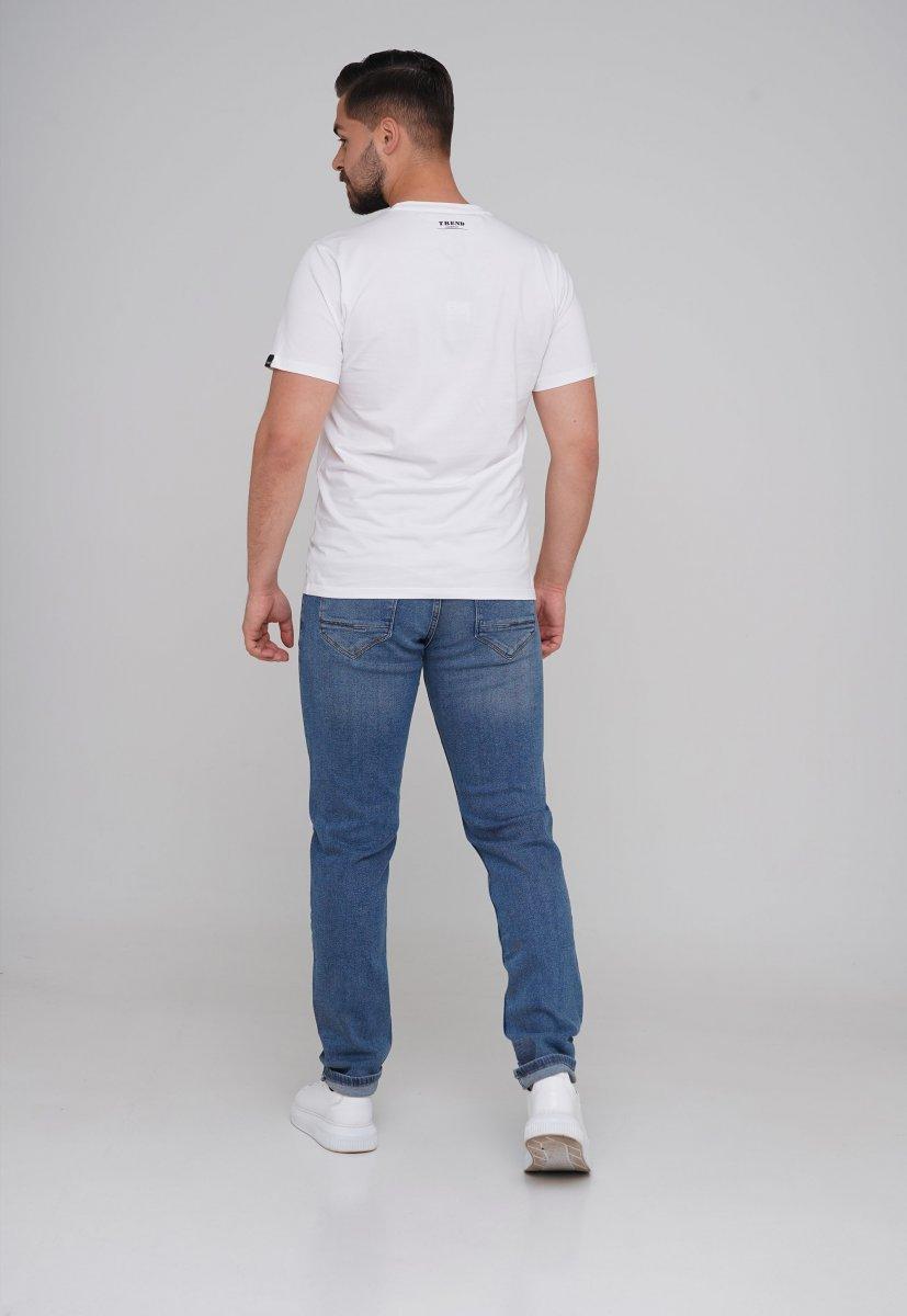 Джинсы Trend Collection 3908 светло-синий - Фото