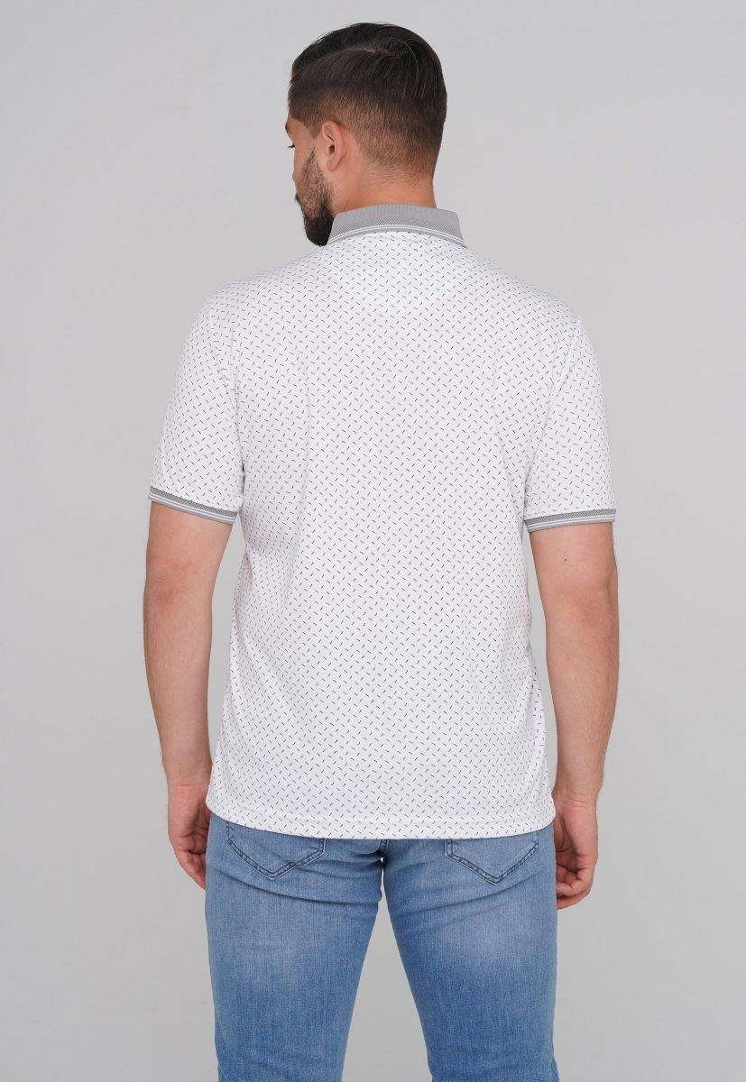 Футболка Trend Collection 21Y-216 (Regular Fit) Белый (BEYAZ) - Фото 1