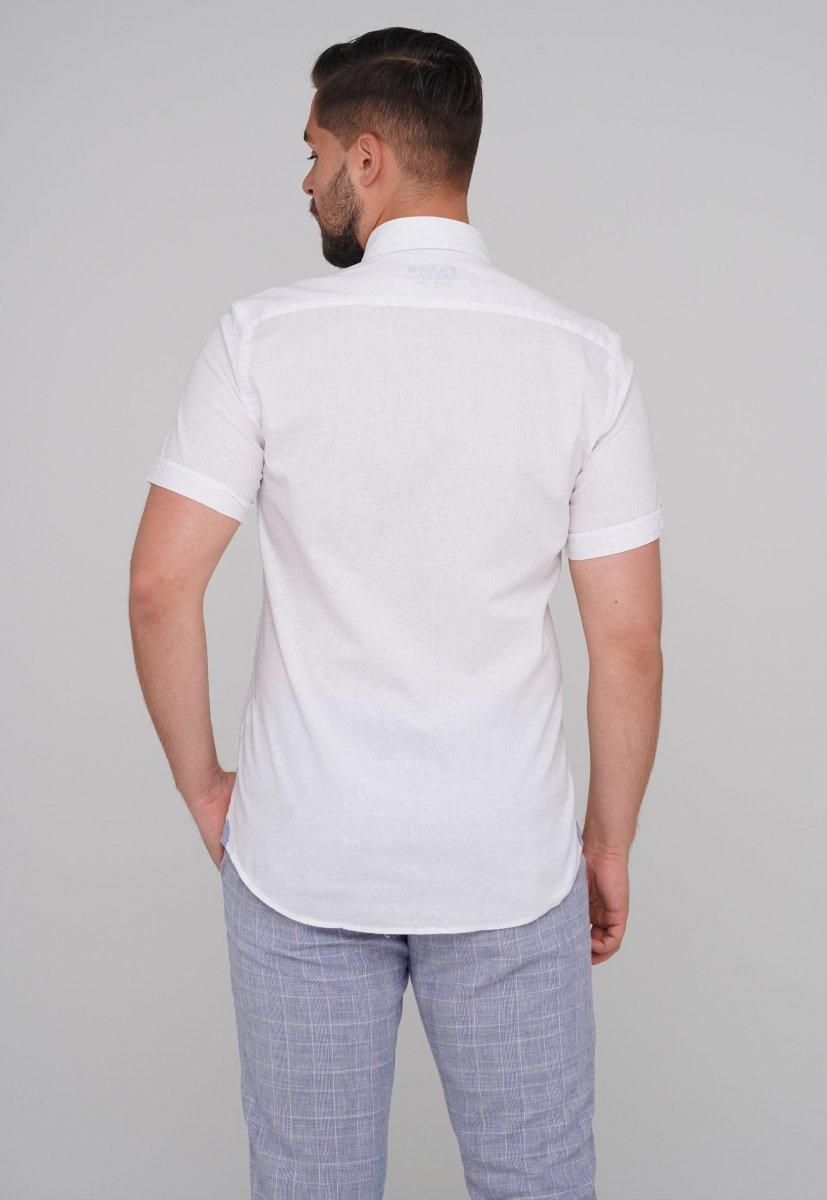 Рубашка Trend Collection 6001-1 Белый - Фото
