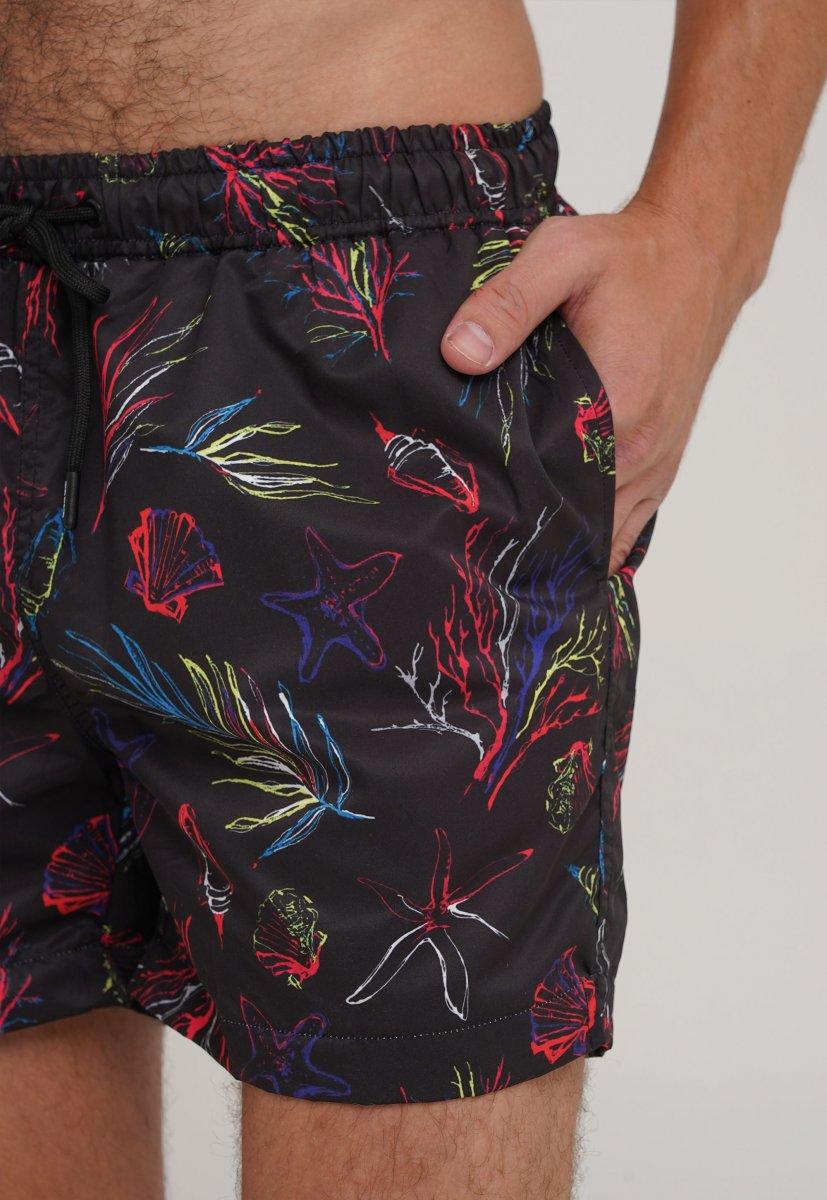 Шорты Trend Collection 95284 Черный - Фото 2
