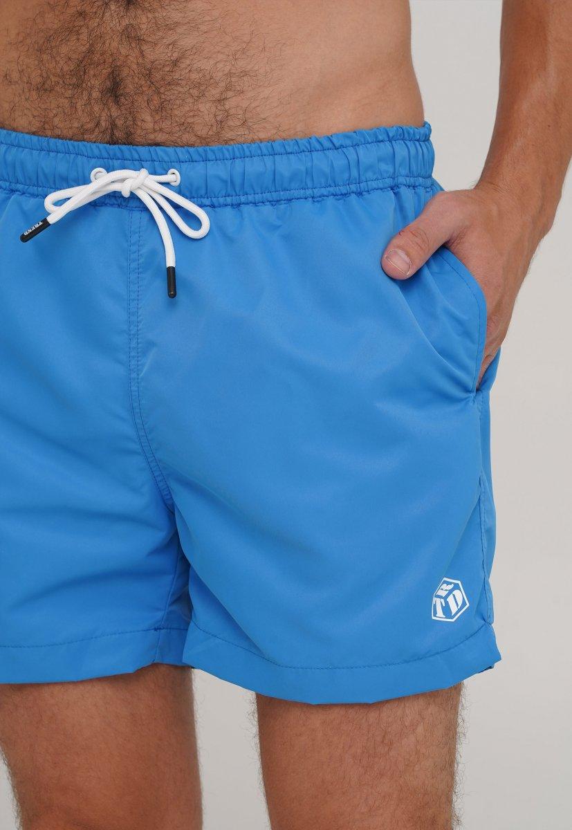 Шорты Trend Collection 95282 Синий - Фото 2