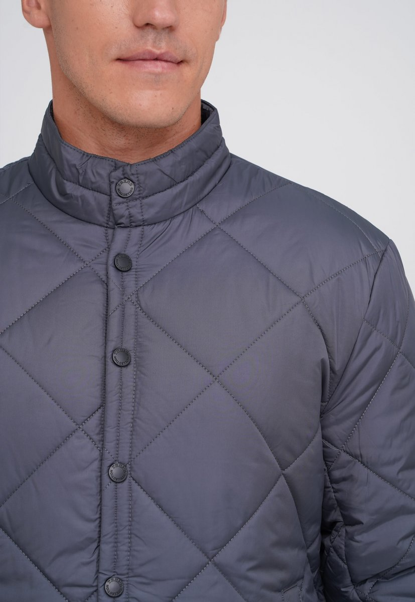 Куртка Trend Collection 9-60 серый (GREY) - Фото 3