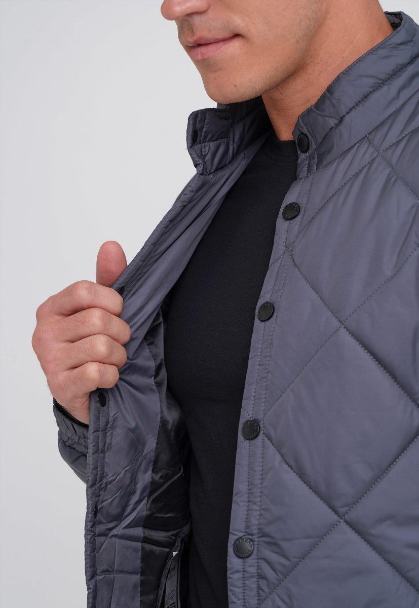 Куртка Trend Collection 9-60 серый (GREY) - Фото 4