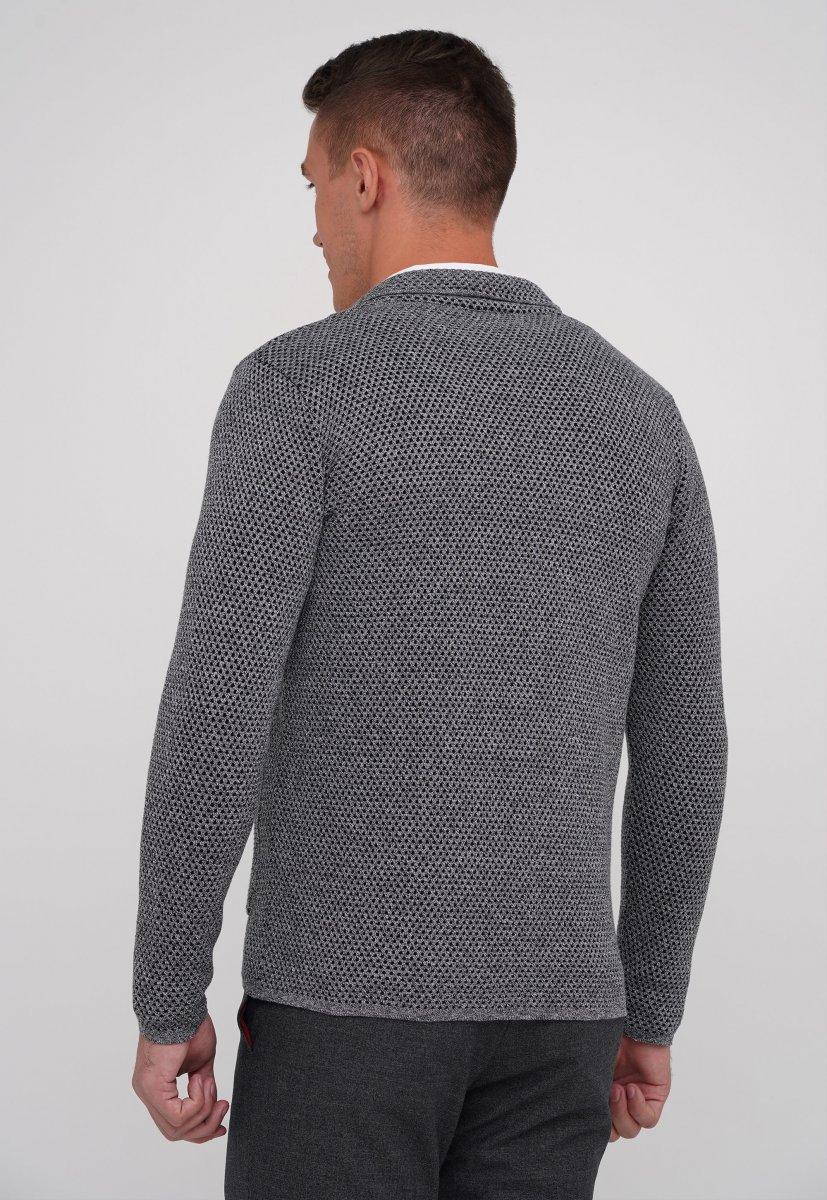 Кардиган Trend Collection 0301 Серый (V01) - Фото 2