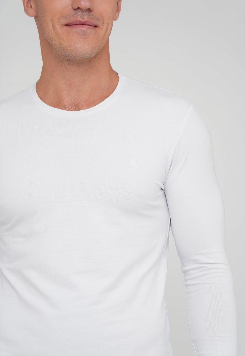 Реглан Trend Collection 33022 Белый (BEYAZ) - Фото 1