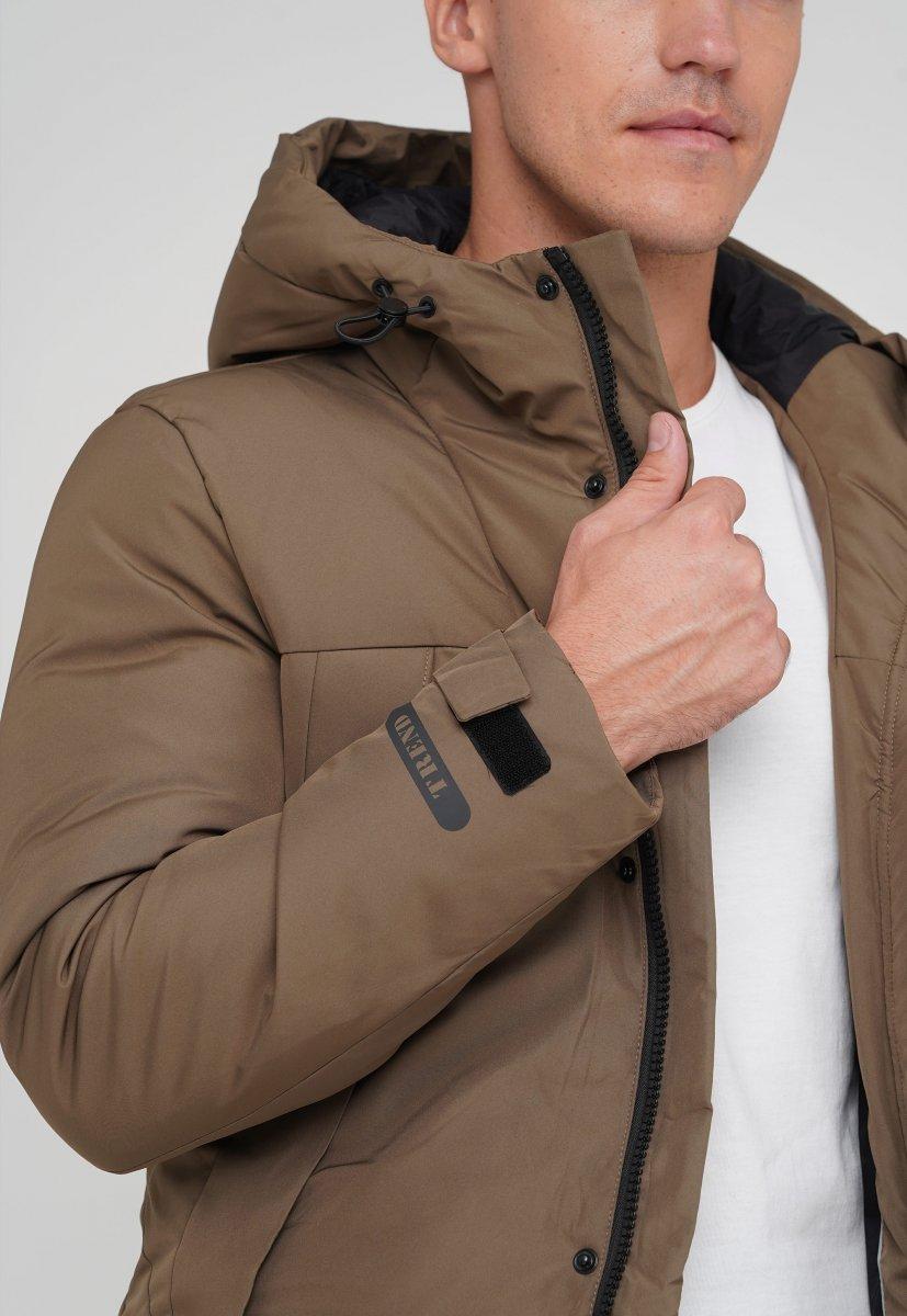 Куртка Trend Collection 88-161 светло-кофейный (LIGHT COFFEE) - Фото 1