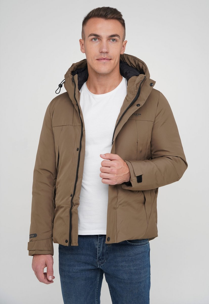 Куртка Trend Collection 88-161 светло-кофейный (LIGHT COFFEE) - Фото 5