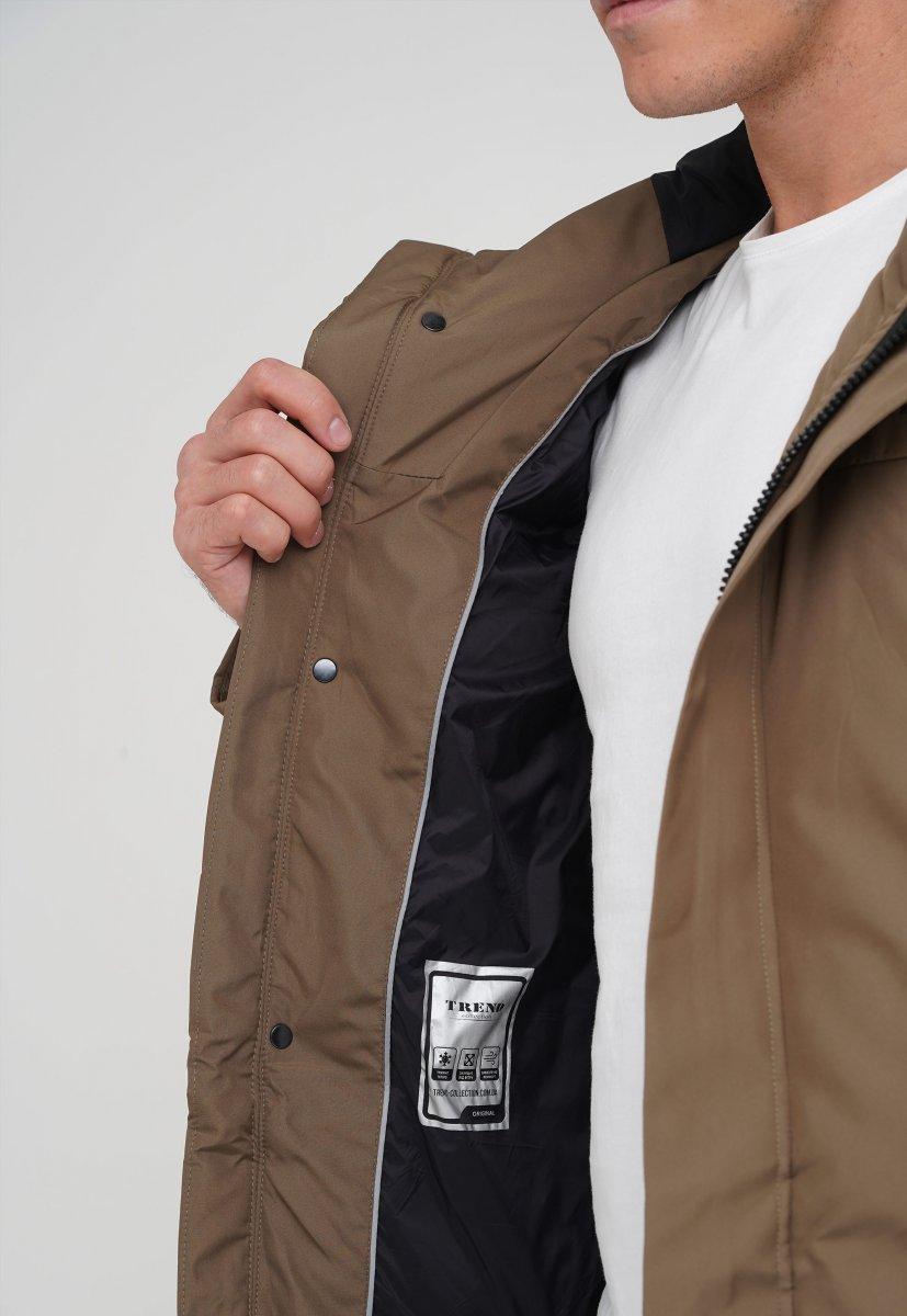 Куртка Trend Collection 88-161 светло-кофейный (LIGHT COFFEE) - Фото 6