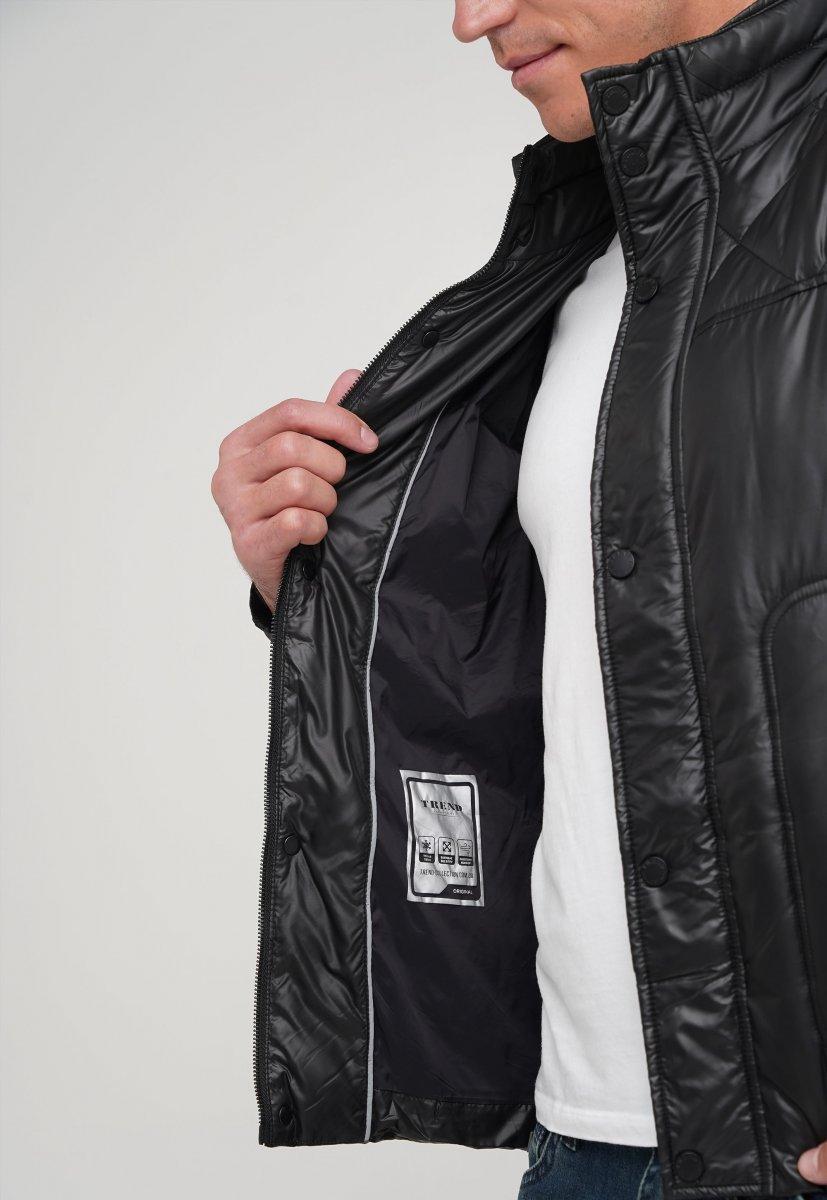 Куртка Trend Collection 20-125 черный (BLACK) - Фото 6