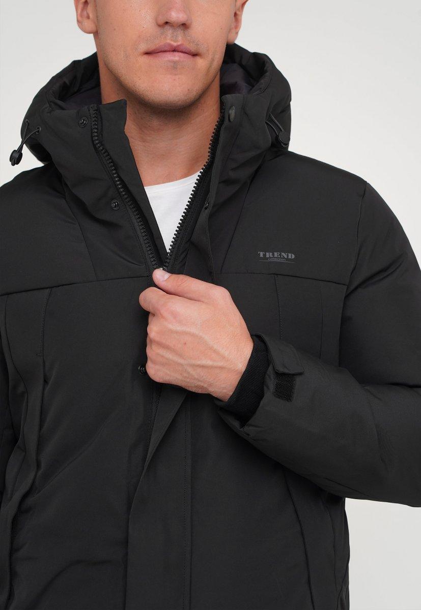 Куртка Trend Collection 88-161 Черный (BLACK) - Фото 1