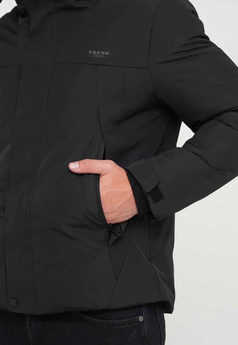 Куртка Trend Collection 88-161 Черный (BLACK) - Фото 2