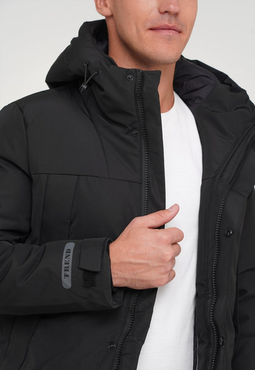 Куртка Trend Collection 88-161 Черный (BLACK) - Фото 3
