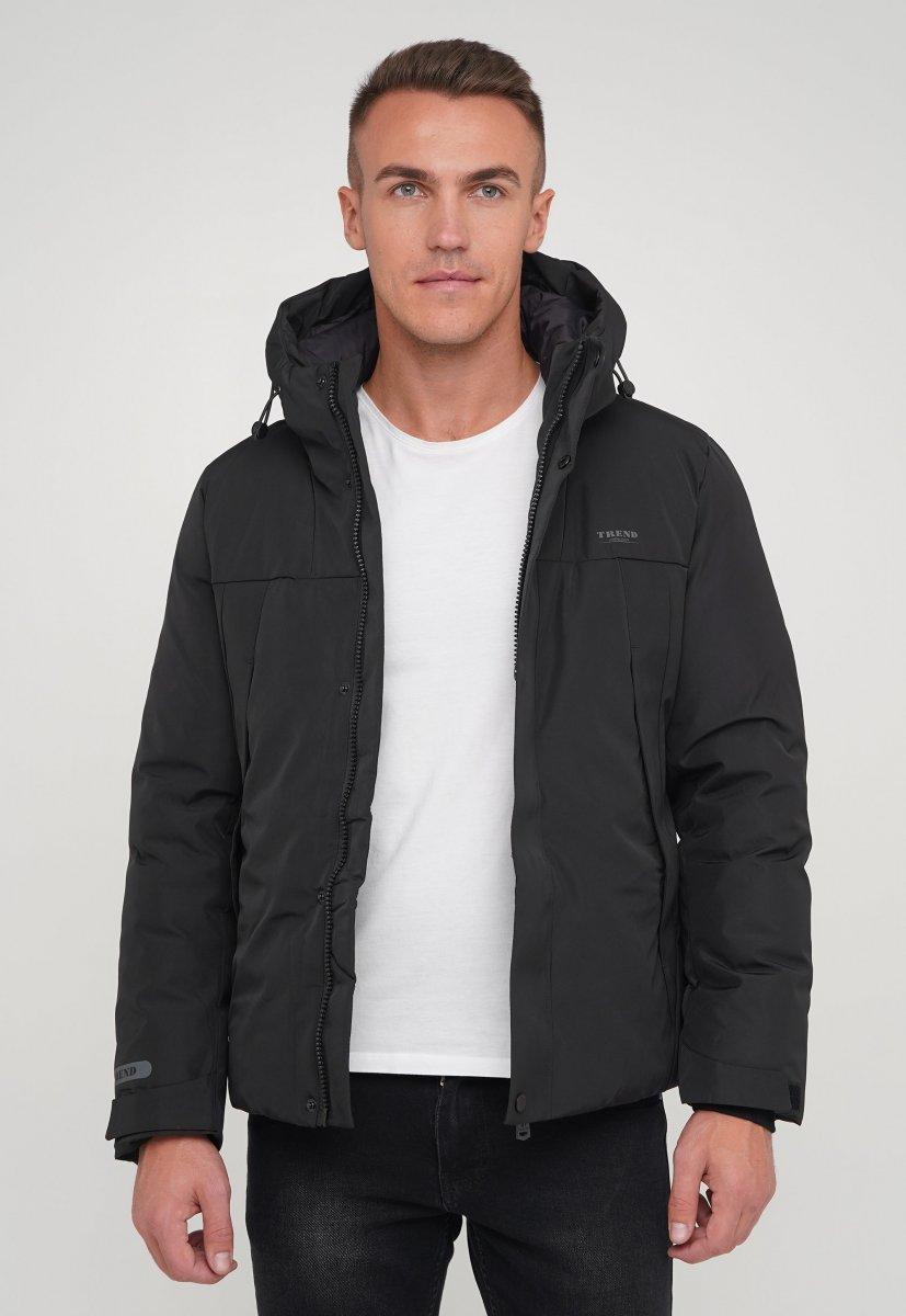 Куртка Trend Collection 88-161 Черный (BLACK) - Фото 4