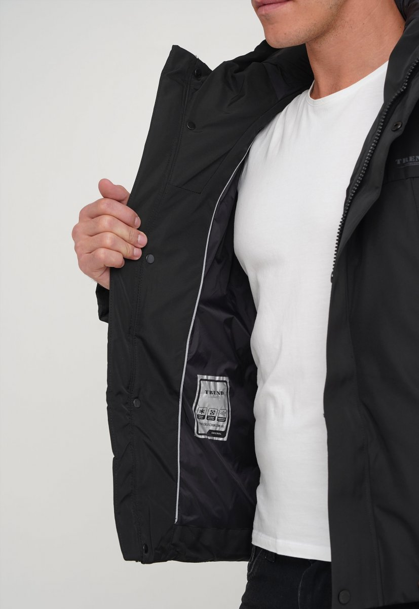 Куртка Trend Collection 88-161 Черный (BLACK) - Фото 5