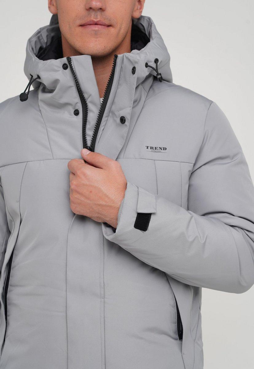 Куртка z Trend Collection 88-161 Светло-серый (LIGHT GTREY) - Фото 1