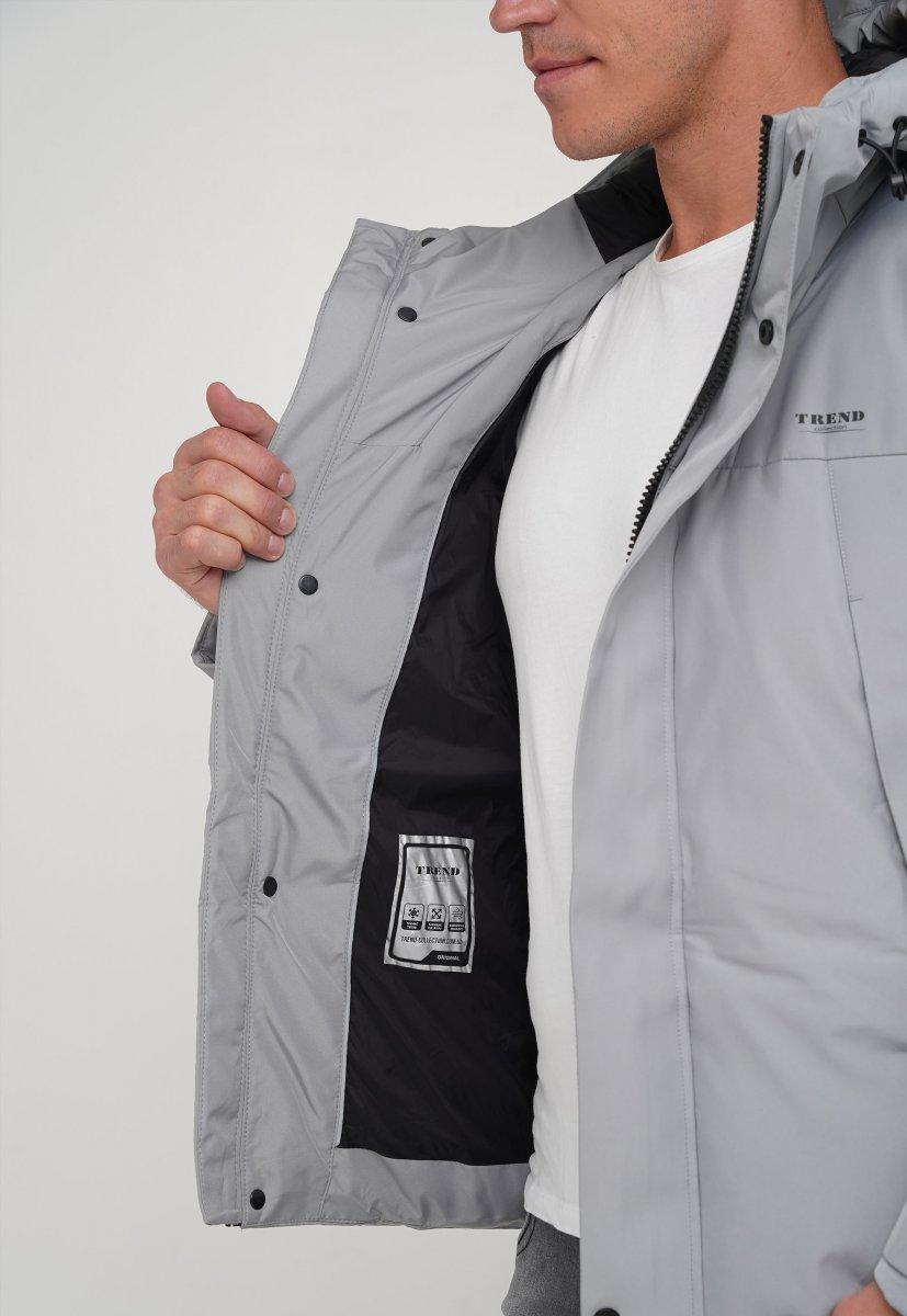 Куртка z Trend Collection 88-161 Светло-серый (LIGHT GTREY) - Фото 2