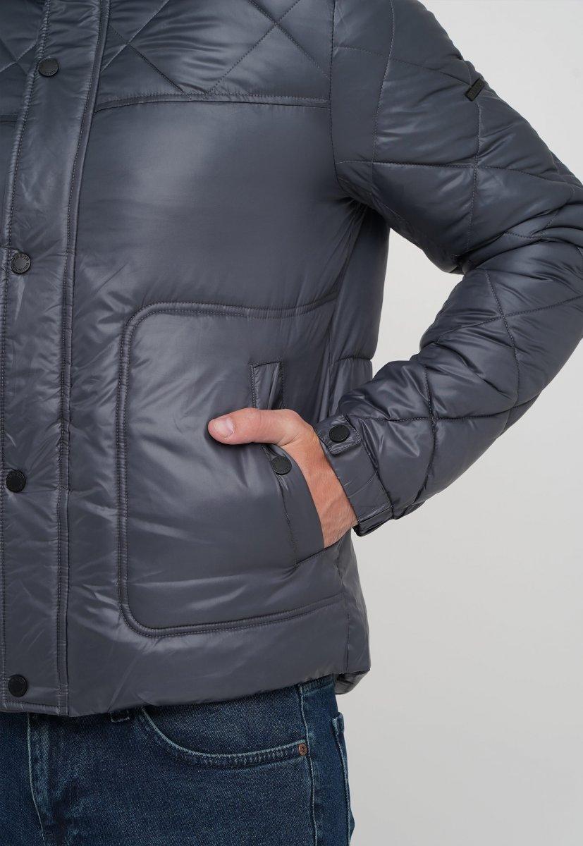 Куртка Trend Collection 20-125 Темно-серый (DARK GREY) - Фото 5
