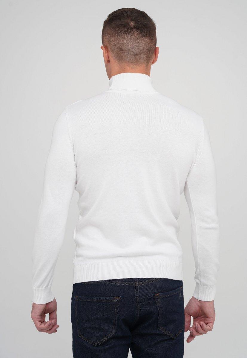 Гольф Trend Collection 211440 Белый - Фото 2