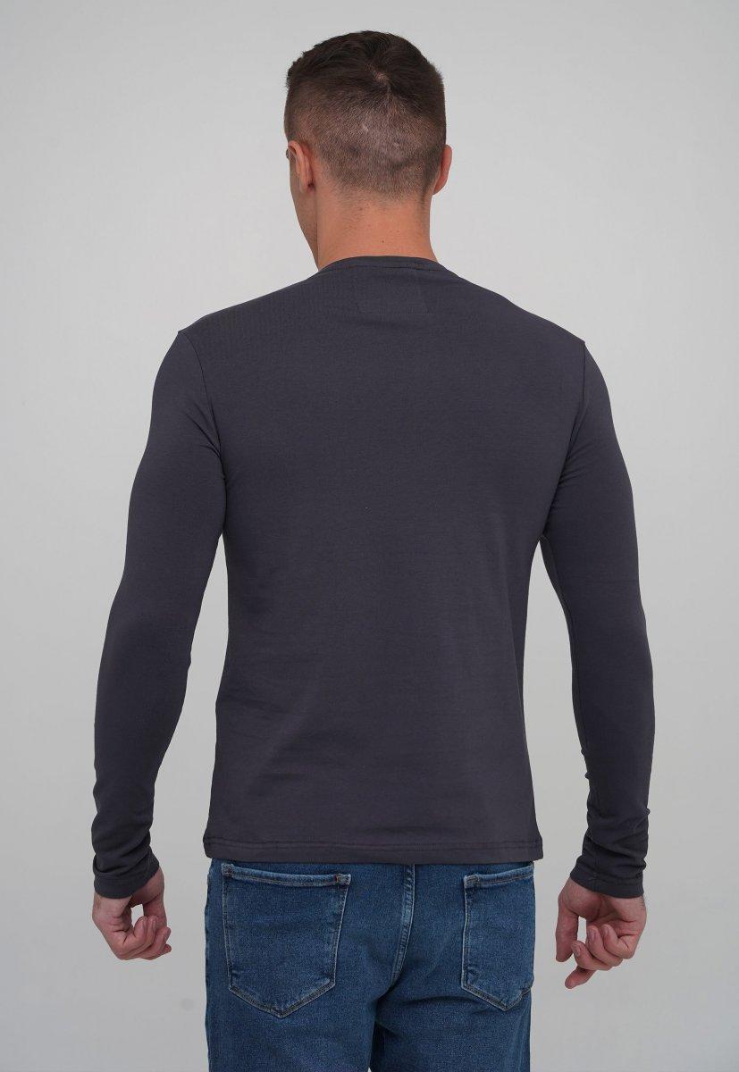 Реглан Trend Collection 33024 Серый - Фото 2