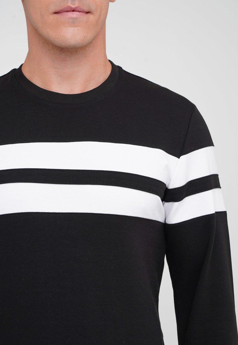 Свитшот Trend Collection 82000 черный (SIYAH) - Фото 1