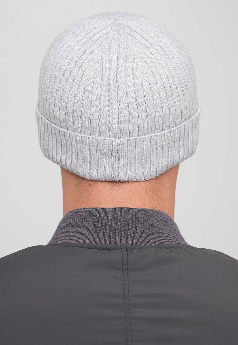 Шапка Trend Collection 07059 Светло-серый - Фото 2