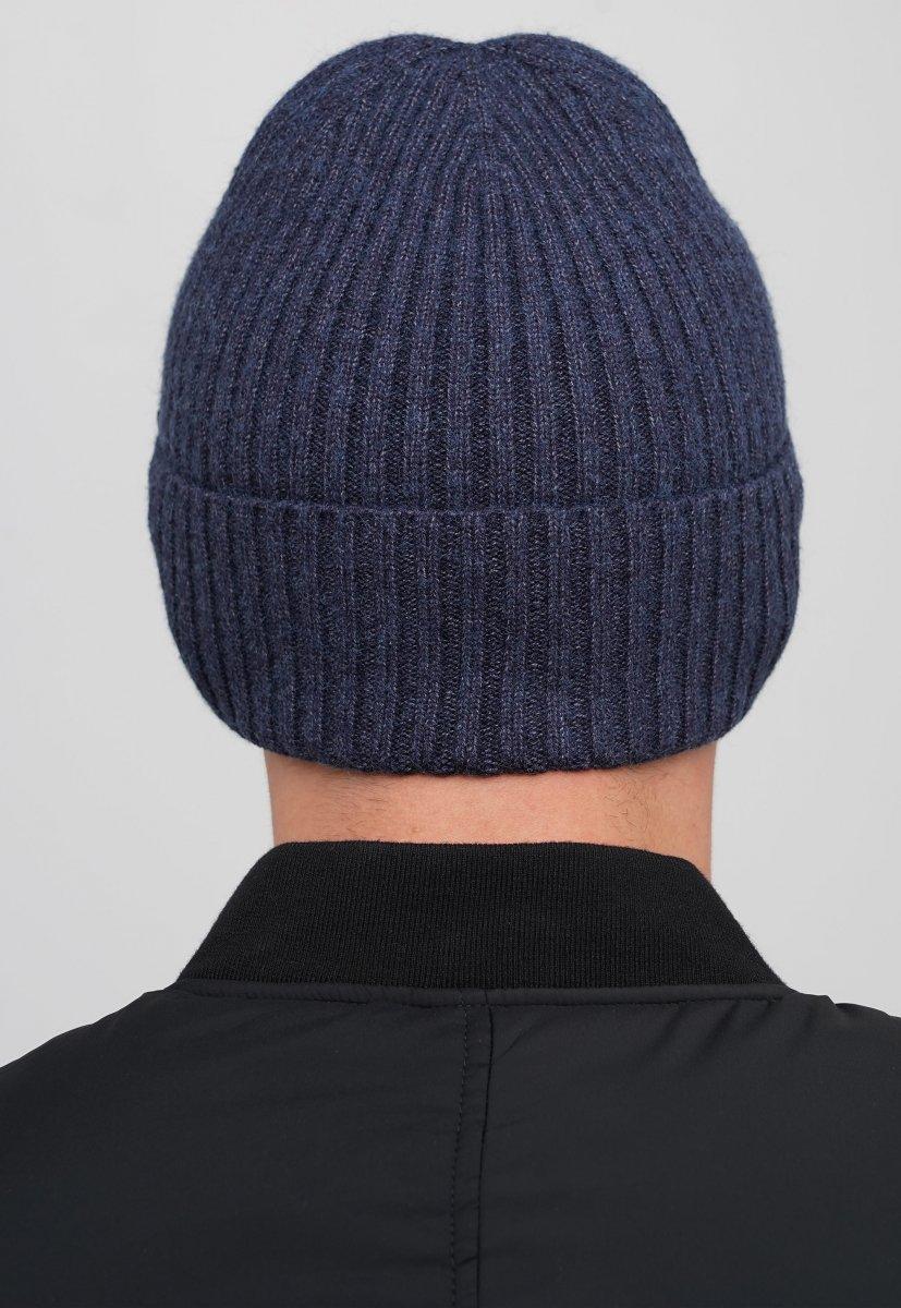 Шапка Trend Collection 05536 Синий - Фото 3